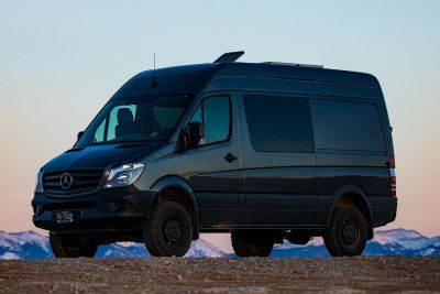 2016 Mercedes-Benz SPRINTER ERA 4X4