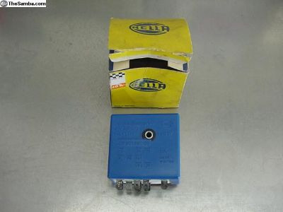 NOS 12 Volt Turn Signal Flasher Relay