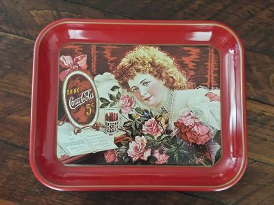 Coke Cola Tray