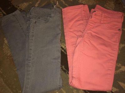 Girls Justice skinny jeans