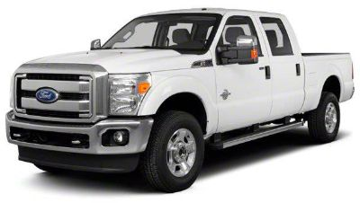 2011 Ford Super Duty F-350 SRW King Ranch