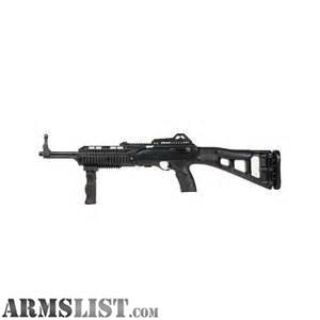 For Sale: Reduced and In stock - BNIB Hi-point 9mm Carbine with factory front folding grip