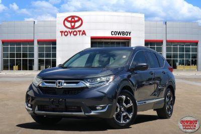 2019 Honda CR-V Touring (Gunmetal Metallic)