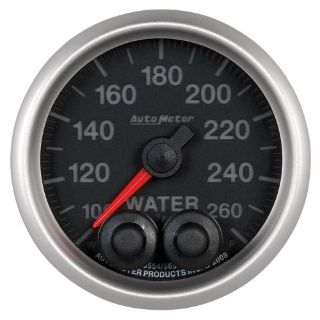 Sell Auto Meter 5654 Elite Series; Water Temperature Gauge motorcycle in Rigby, Idaho, United States, for US $235.95