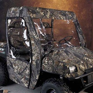 Buy New Moose Utility Polaris Ranger 09-10 Mossy Oak Break-Up Full Cab Enclosure motorcycle in Ashton, Illinois, US, for US $524.95