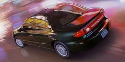 2004 Chevrolet Cavalier Base (Victory Red)