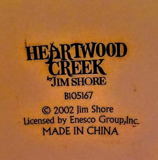 Jim SHORE COLLECTION $10