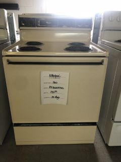 Whirlpool Almon Electric Range