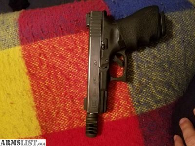For Sale: Custom clock 19 gen 4