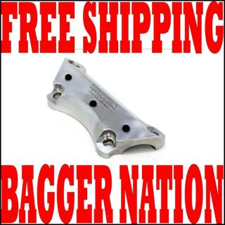 Buy PAUL YAFFE BAGGER NATION SUPER CLAMP 1 PIECE RISER CLAMP HARLEY TOURING FLH FLHX motorcycle in Zieglerville, Pennsylvania, US, for US $59.90