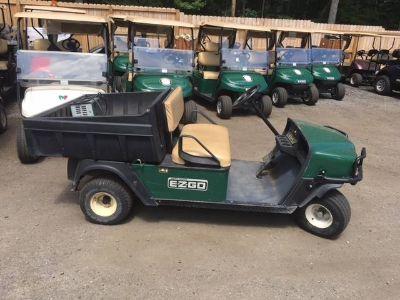 2010 E-Z-Go MPT 1000 Golf Golf Carts Exeter, RI