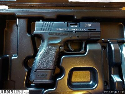 For Trade: My new XD-9 Sub Compact pkg for a XDm .40 fullsize