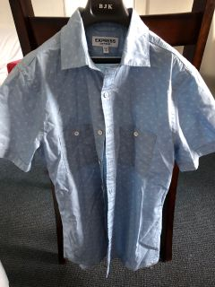 Express shirt used only one day