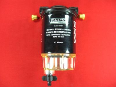 Buy WATER SEPARATING FUEL FILTER KIT WITH BRACKET MARINE BOAT SEACHOICE 20931 motorcycle in Merritt Island, Florida, United States, for US $59.95