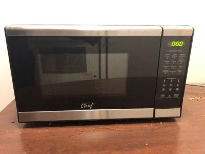 Master Chef Microwave - Used