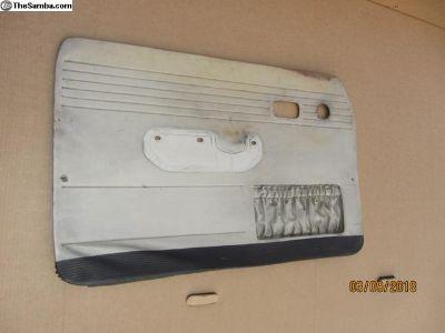 type 3 driver's side door panel #12A