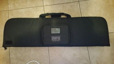 Springfield Armory rifle case