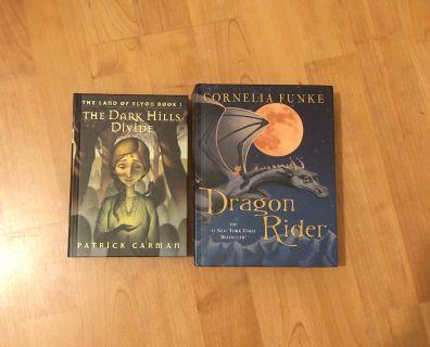 The Dark Hills Divide & Dragon Rider