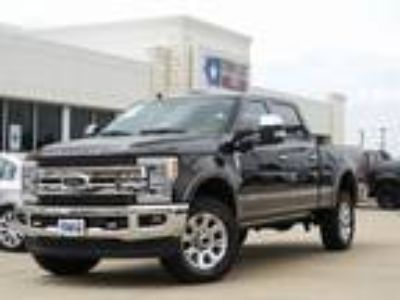2019 Ford F-250SD King Ranch