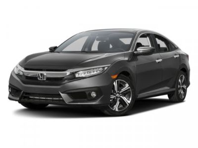 2016 Honda CIVIC SEDAN Touring (Crystal Black Pearl)