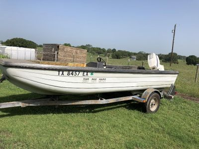 Tufcraft 1995 project boat