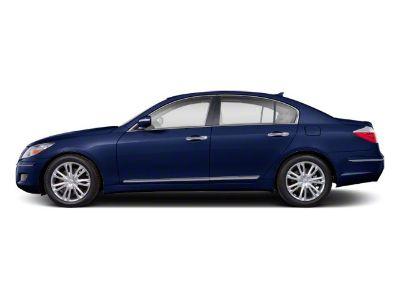 2011 Hyundai Genesis 3.8L V6 (Sapphire Blue Pearl)