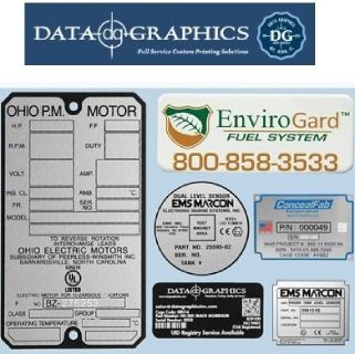 Print Fixed Asset Tags Online | Data Graphics Inc