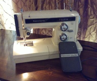 Sewing machine- vintage