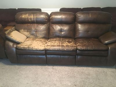 Free leather couches