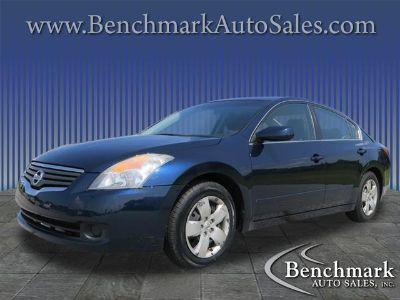 2008 Nissan Altima 2.5 S (Dark Blue)