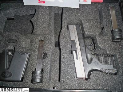 For Sale: Springfield 45