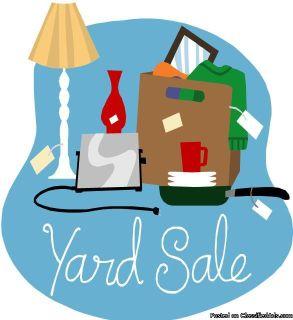Huge Yard Sale (723 Kopplow) (off S. Flores) (Southside) Fri-Sat October 12