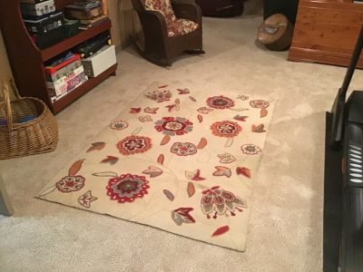 4x6 rug with pattern