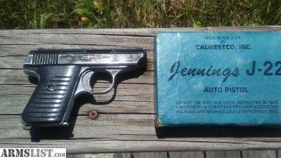 For Sale: J-22 Jennings