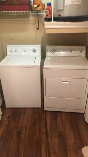 Washer and Dryer for sale!