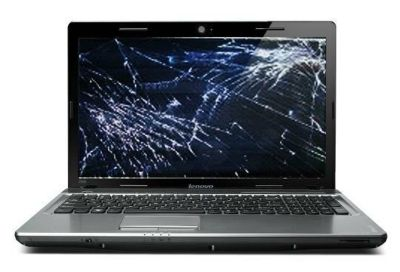 Cracked laptop screen? Quality Repairs.