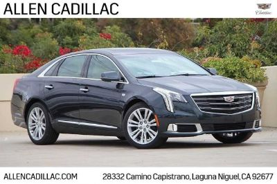 2019 Cadillac XTS Luxury Collection (Stone Gray Metallic)