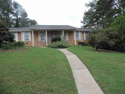 2401 Bellemeade Court Augusta, Solid Brick ranch home