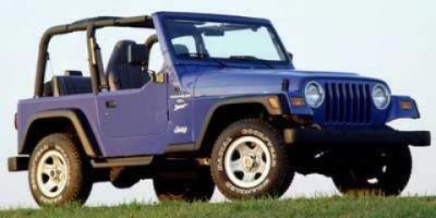 1997 Jeep Wrangler S (Black)