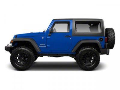 2011 Jeep Wrangler Sport (Cosmos Blue)