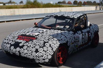 1994 Miata 1.8 Endurance Car