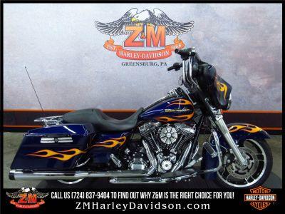 2012 Harley-Davidson Street Glide Touring Motorcycles Greensburg, PA