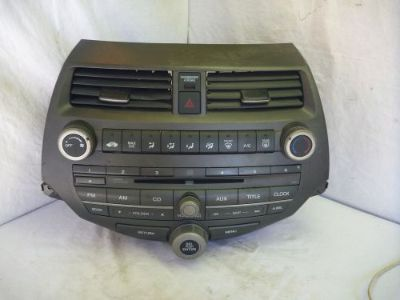 Buy 08 09 10 11 12 Honda Accord AMFM Radio Cd MP3 Player 4BA2 39100-TA0-A11 C55350 motorcycle in Williamson, Georgia, United States