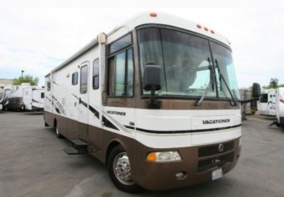 2002 Holiday Rambler Vacationer 34SBD