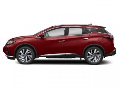 2019 Nissan Murano SL (Cayenne Red Pearl Metallic)