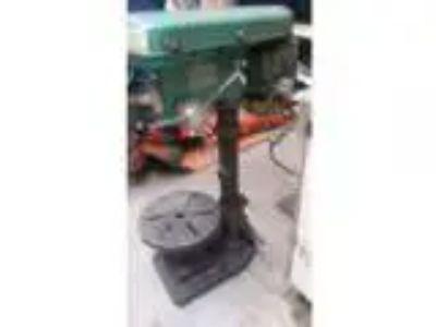 Trade mark multispeed drill press