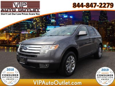 2010 Ford Edge SEL (Sterling Grey Metallic)