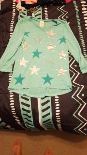 Faded glory top. VEUC. SIZE XL (14/16)
