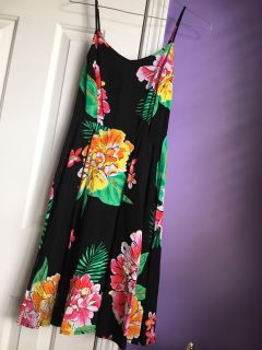 Old navy tropical dress