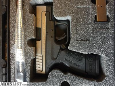 For Sale: Brand new unfired springfield xd40sc